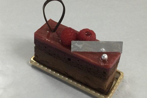 ショコラフランボワーズ