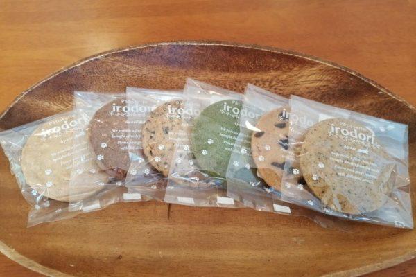 クッキー6種